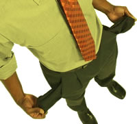 Fără salarii şi pensii